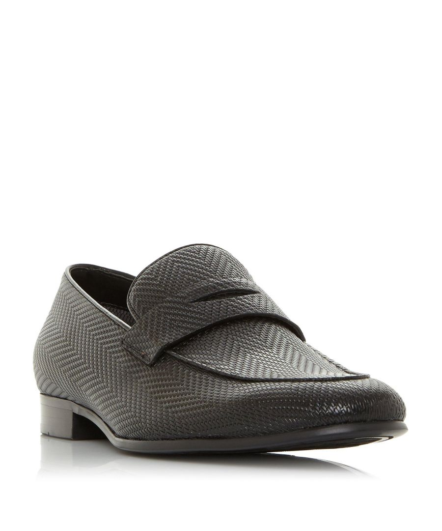 Image for Dune Mens SAND Woven Loafer