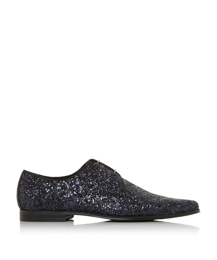 Image for Dune Mens SCEPTRE Glitter Lace Up Shoe