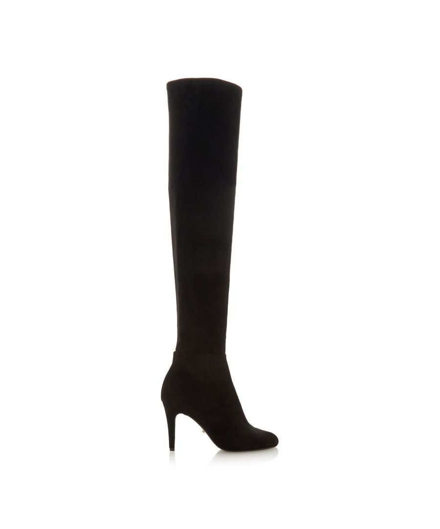 Image for Dune Ladies SELESTE Pull-on Over The Knee Boots
