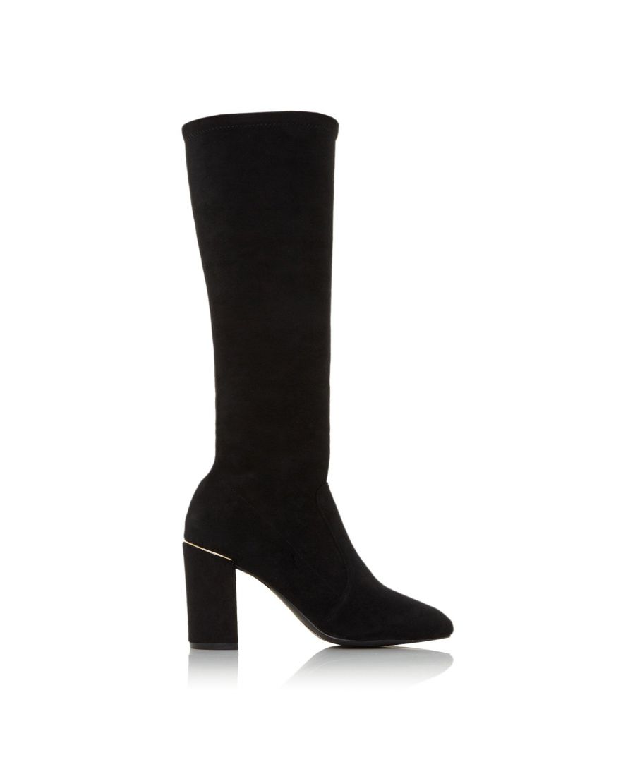 Image for Dune Ladies SERAPHINA XX High Block Heel Boots