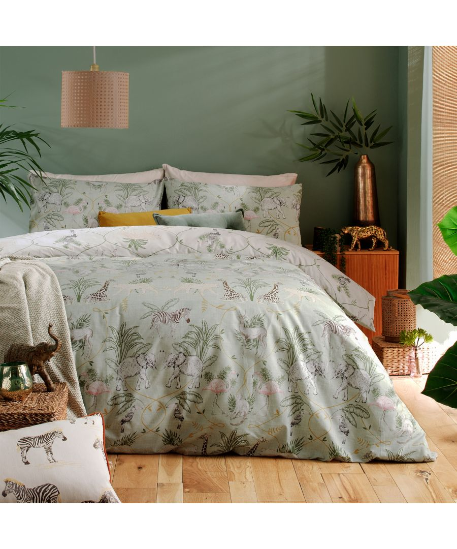Image for Serengeti Duvet Cover Set