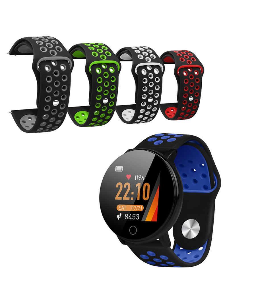 Image for Smartwatch Smartek SW-590 Multicolour Pack