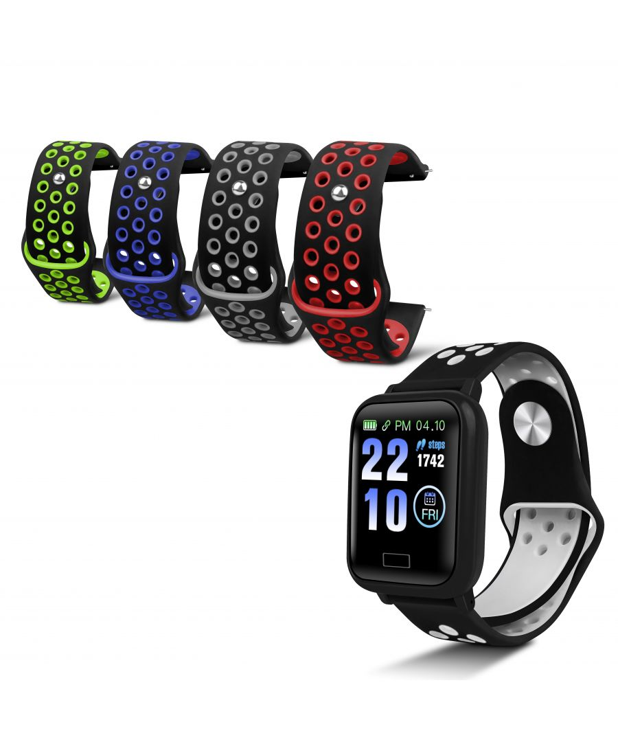 Image for Smartwatch Smartek SW-650 Multicolour Pack