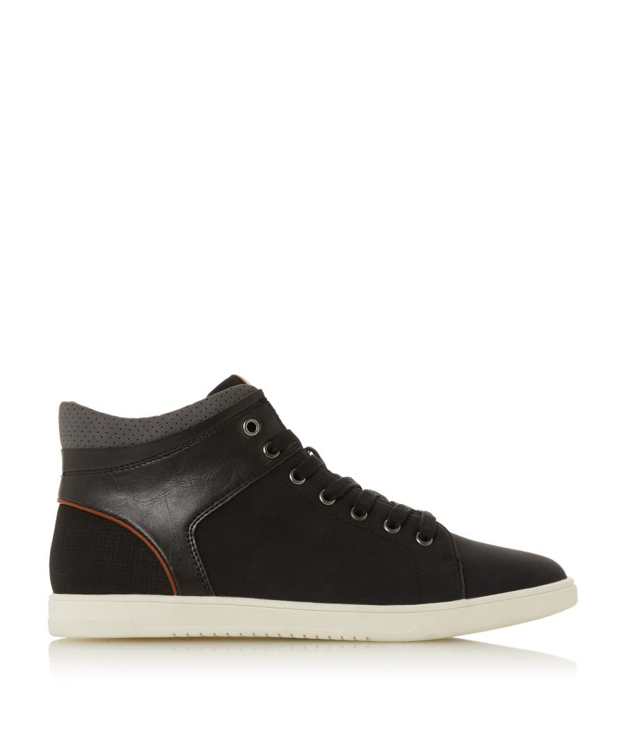 Image for Dune Mens SEVERNE High Top Trainers
