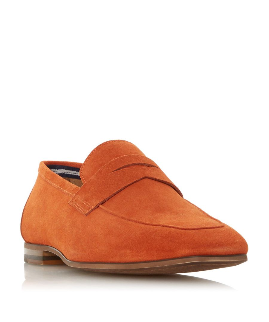 Image for Dune Mens SHELBURNE Suede Loafer