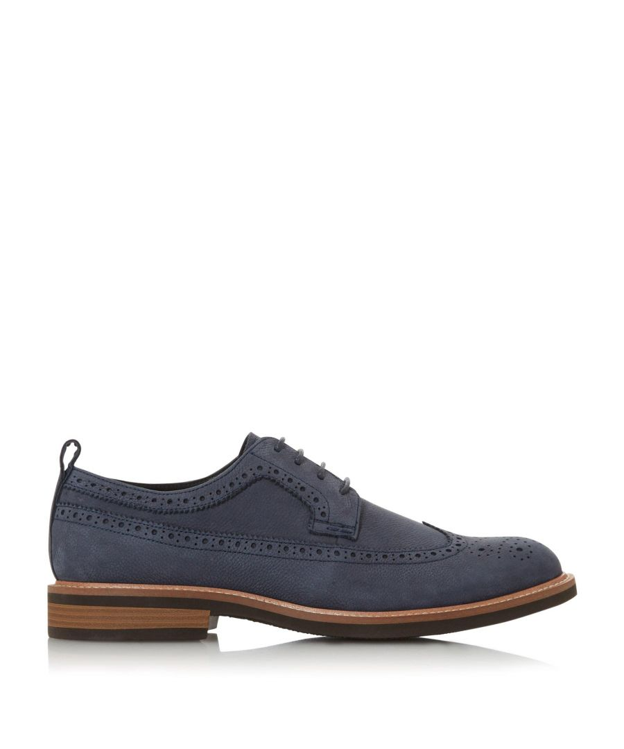 Image for Bertie Mens SHERRY Wingtip Brogue