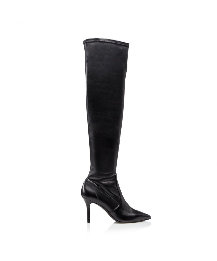 Image for Dune Ladies SHIRA Stretch Over The Knee Boots