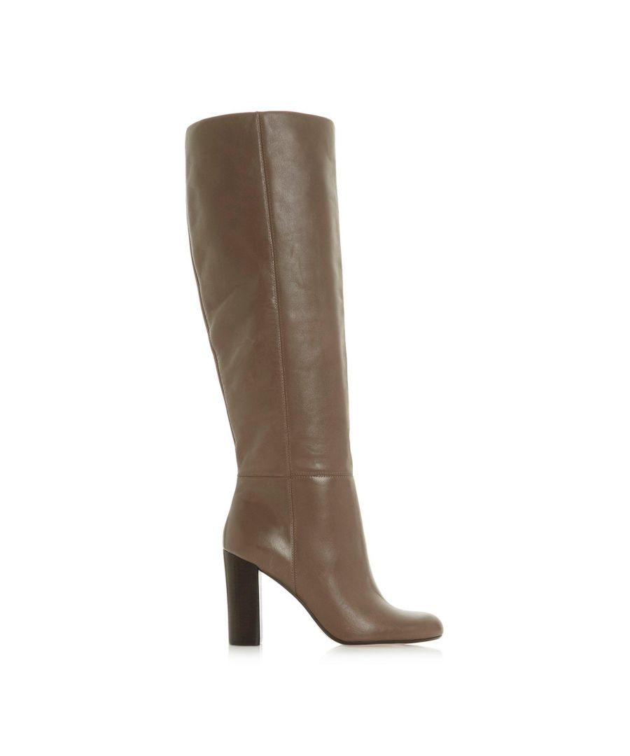 Image for Dune Ladies SIMONNE High Heel Knee High Boots