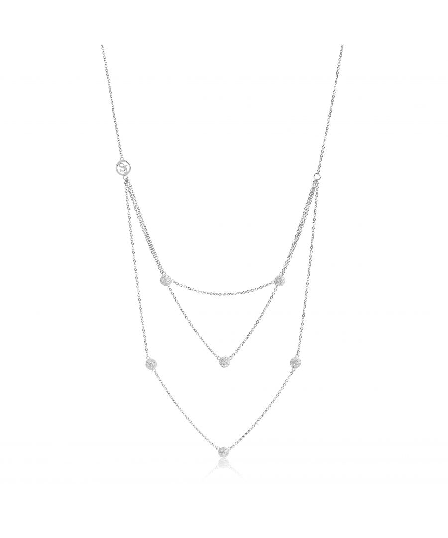 Image for GREZZANA TRE NECKLACE