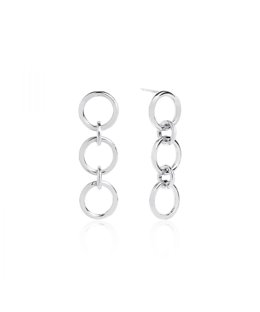 Image for VALENZA TRE PIANURA EARRINGS