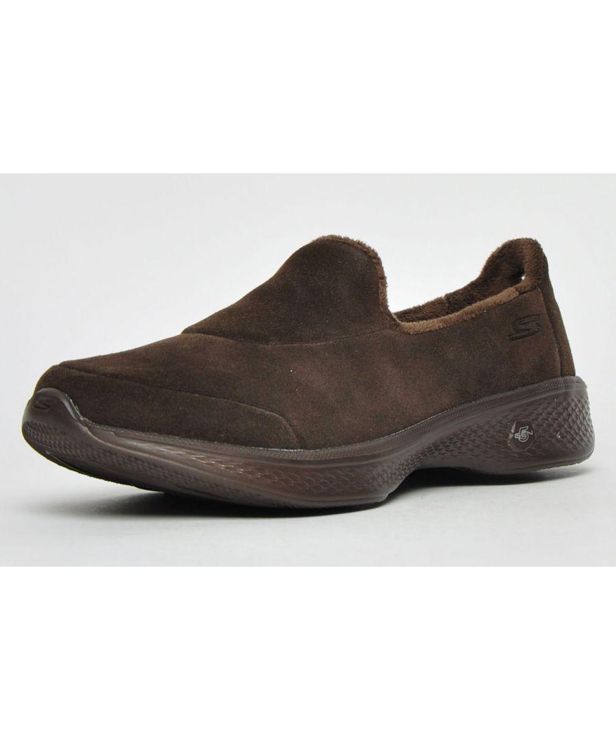 Image for Skechers Go Walk 4 Interact Comfort Foam Womens