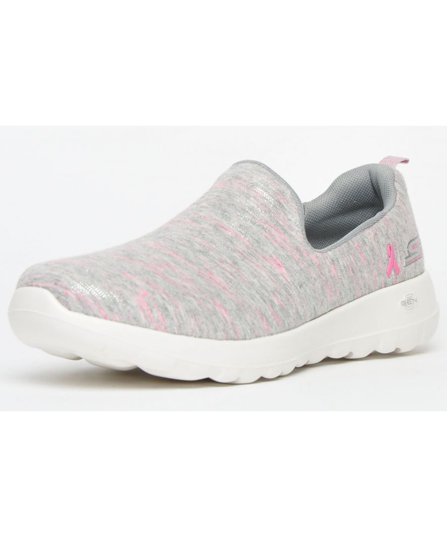 Image for Skechers Go Walk Joy Heart Limited Edition Womens