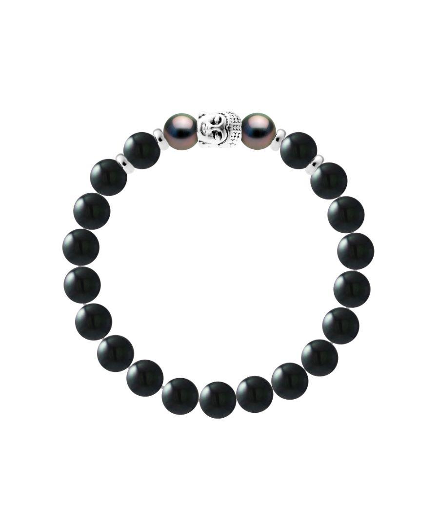 Image for Bracelet sterling silver Libreville