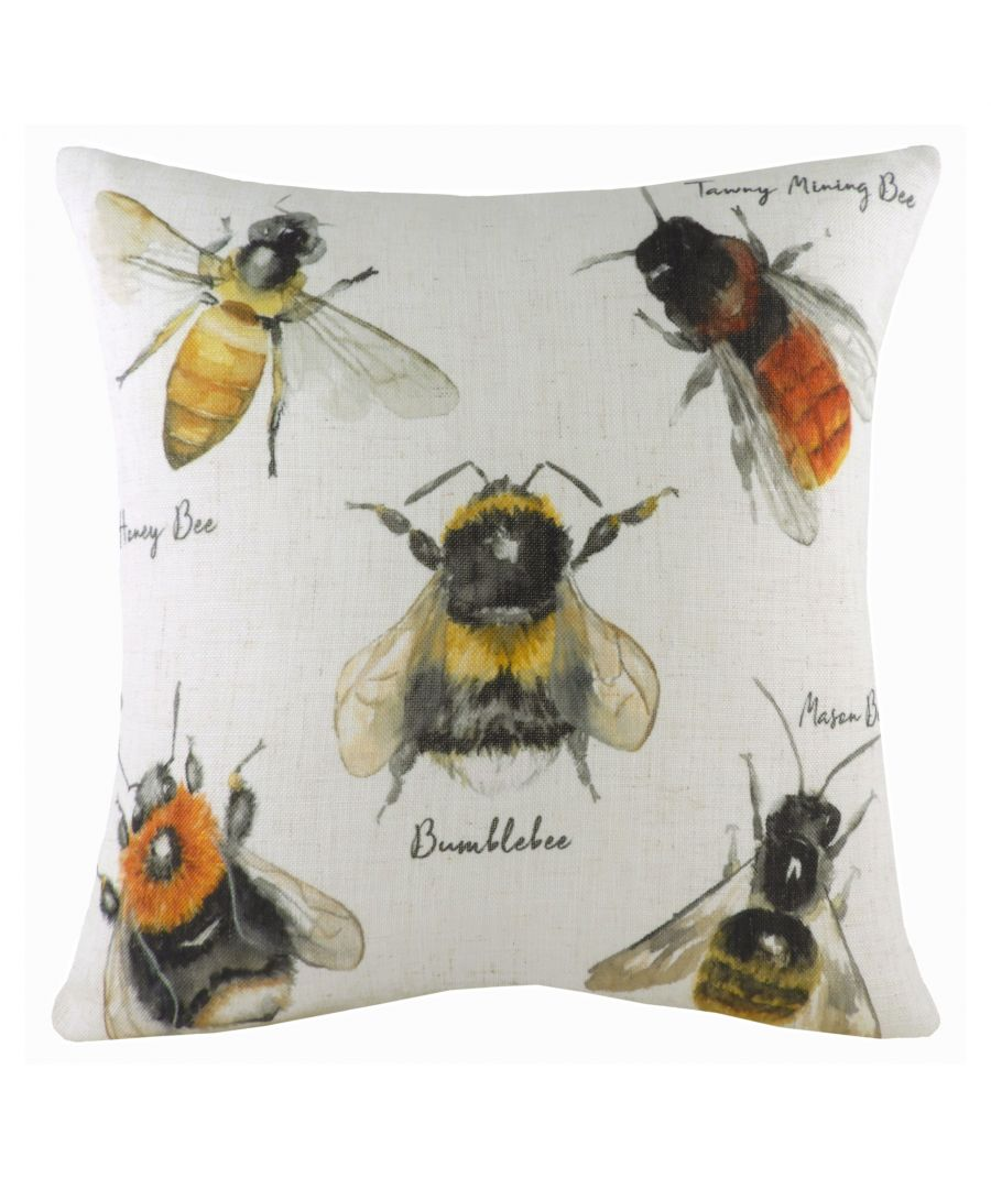Image for Species Bee Cushion