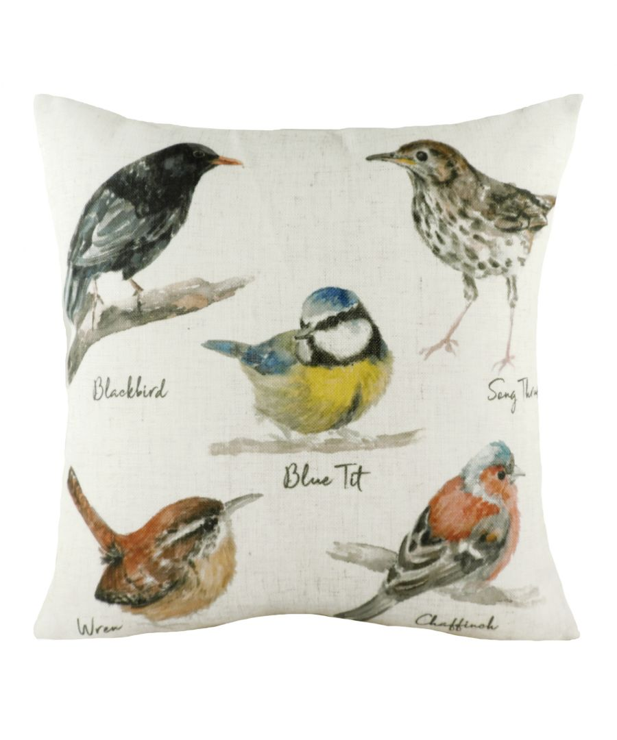 Image for Species Birds Cushion