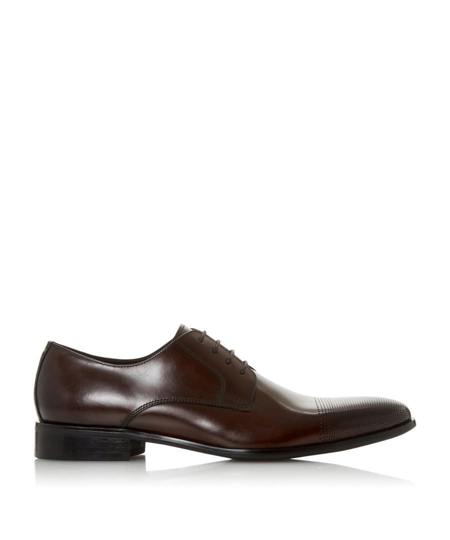 Image for Dune Mens SPRINGTIME Punched Toe Cap Gibson Shoe