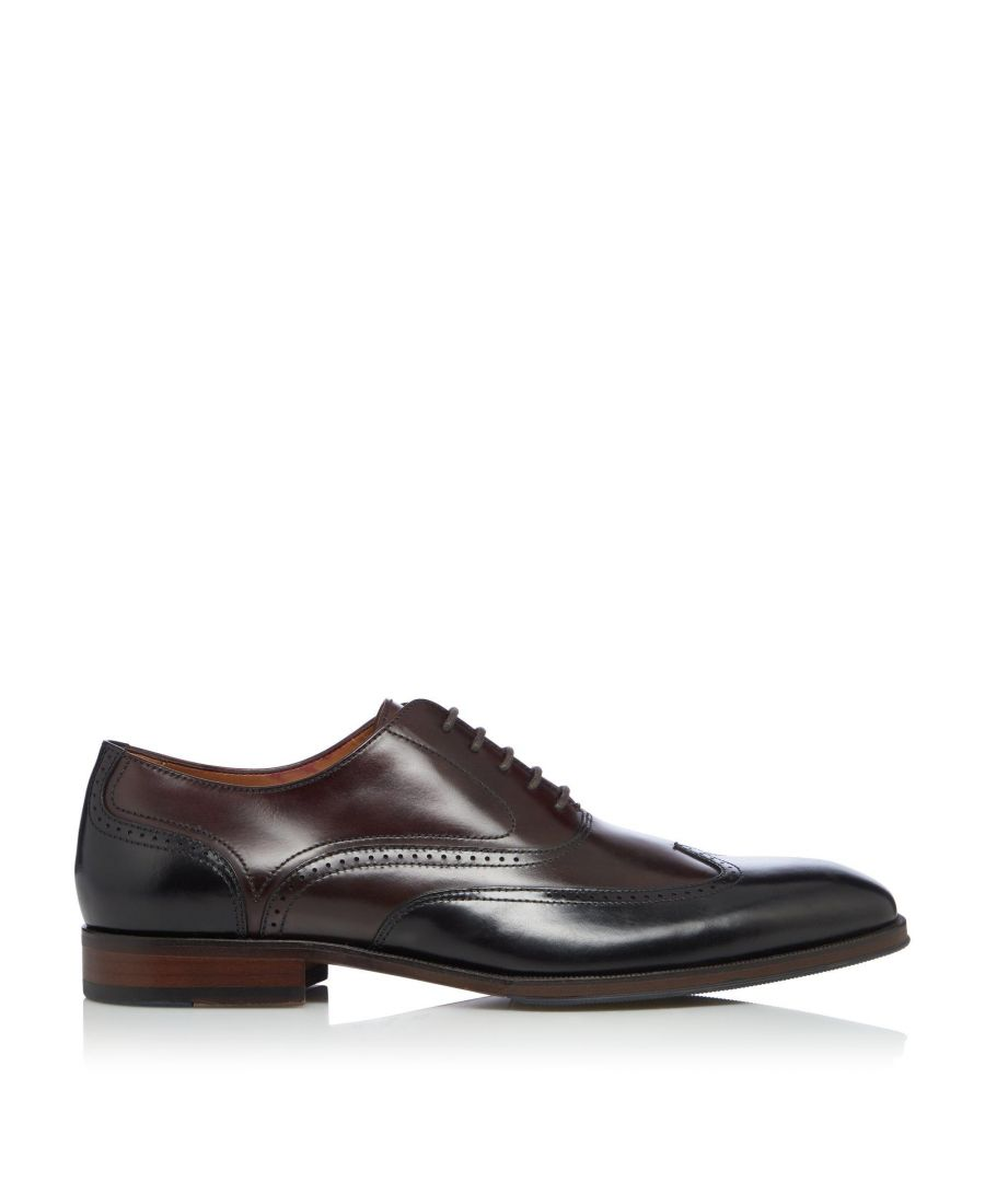 Image for Dune Mens SQUADRON Lace Up Brogues