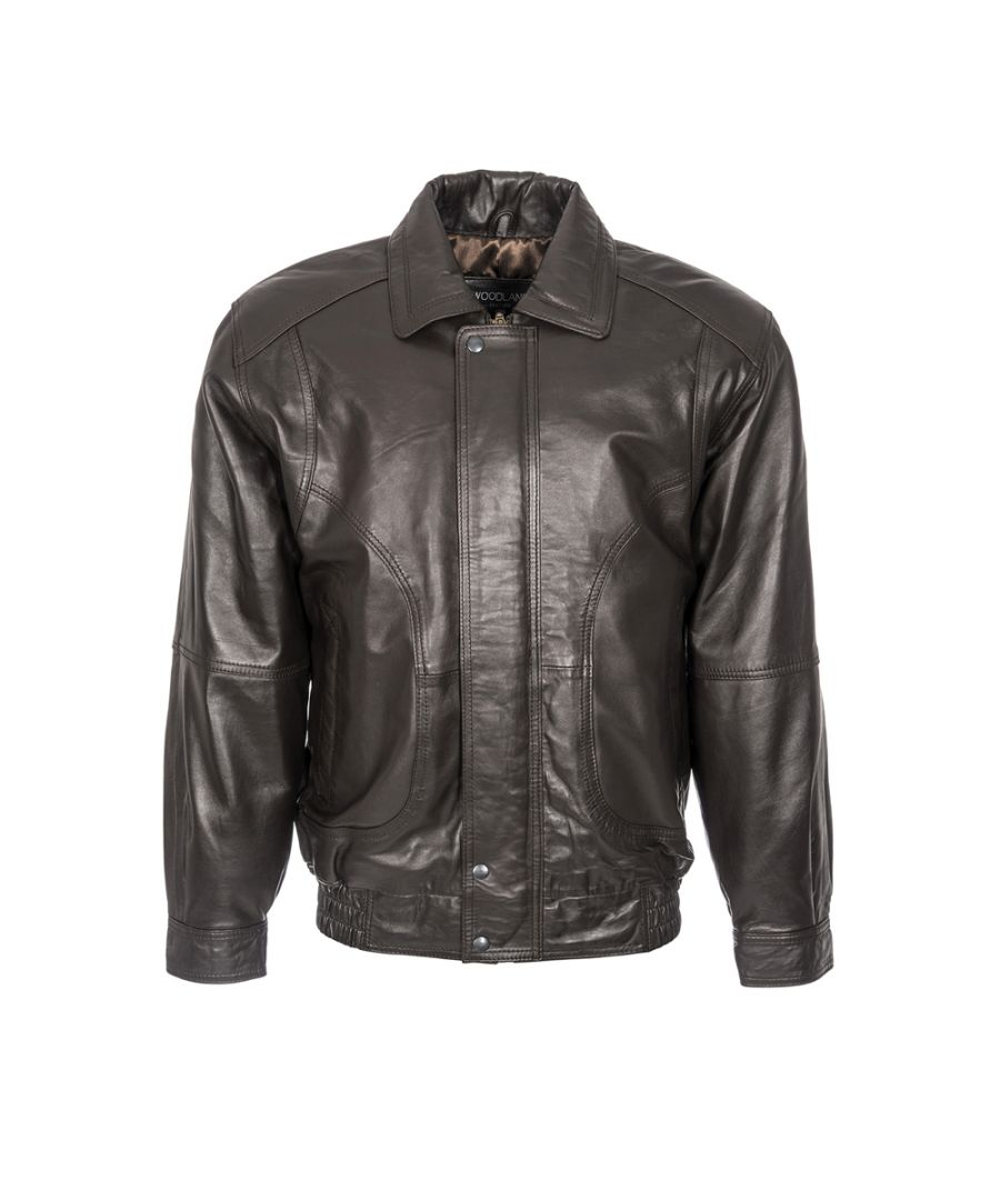 Image for Mens Classic Brown Blouson