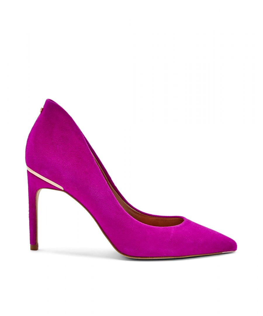 Image for Ted Baker Savio2 Curved High Back Court, Fuchsia