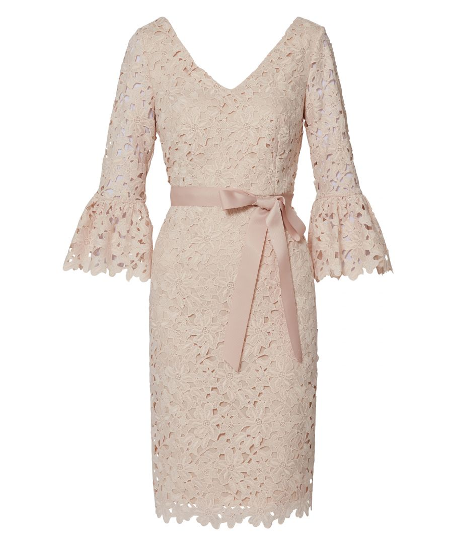 Image for Chyna Embroidered Dress