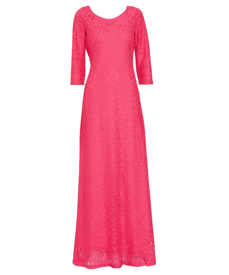 Image for Jamie Lace Maxi Dress