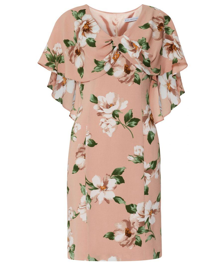 Image for Leyna Floral Georgette Dress