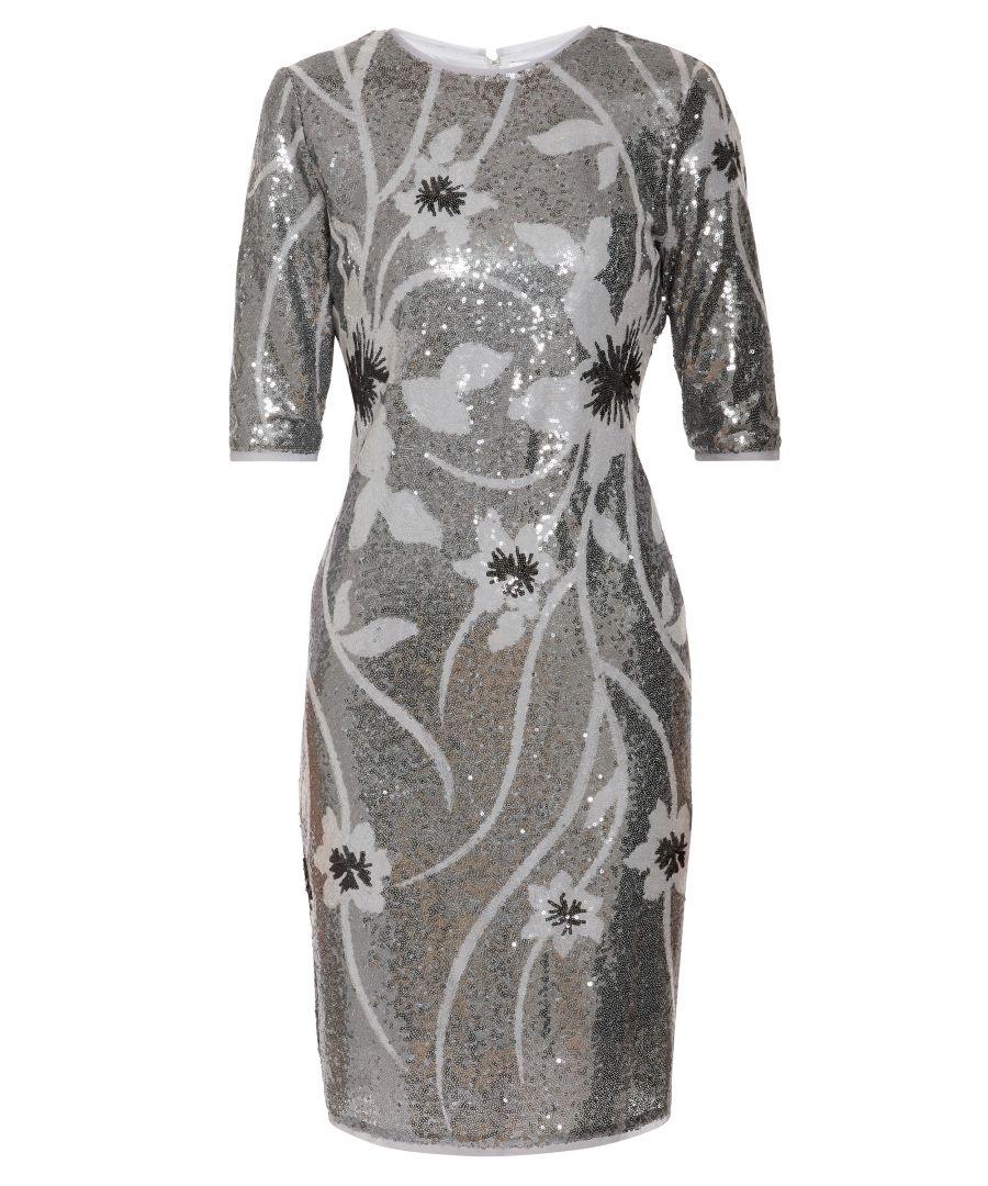 Image for Joetta Sequin Dress