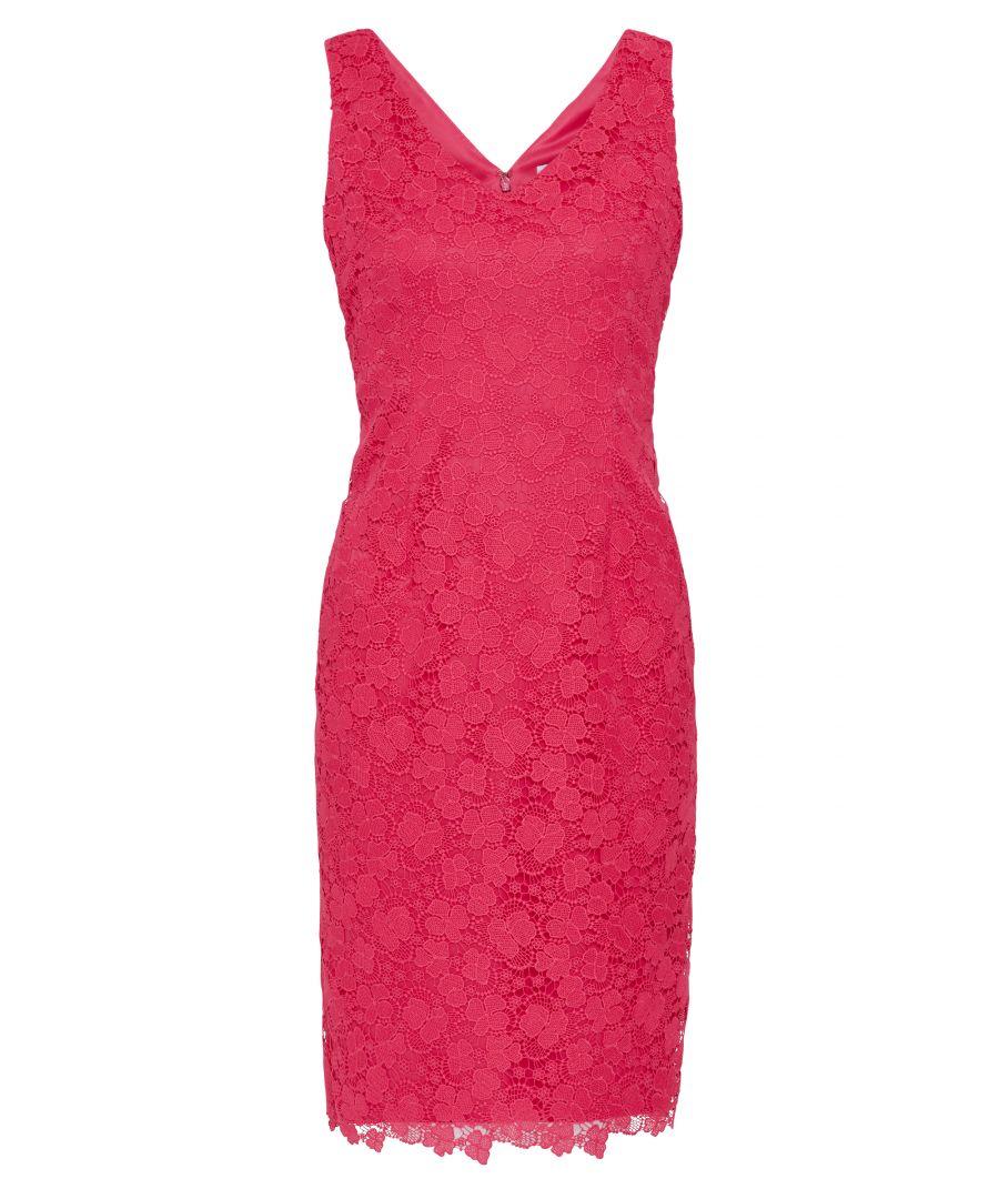 Image for Slaina Embroidered Dress
