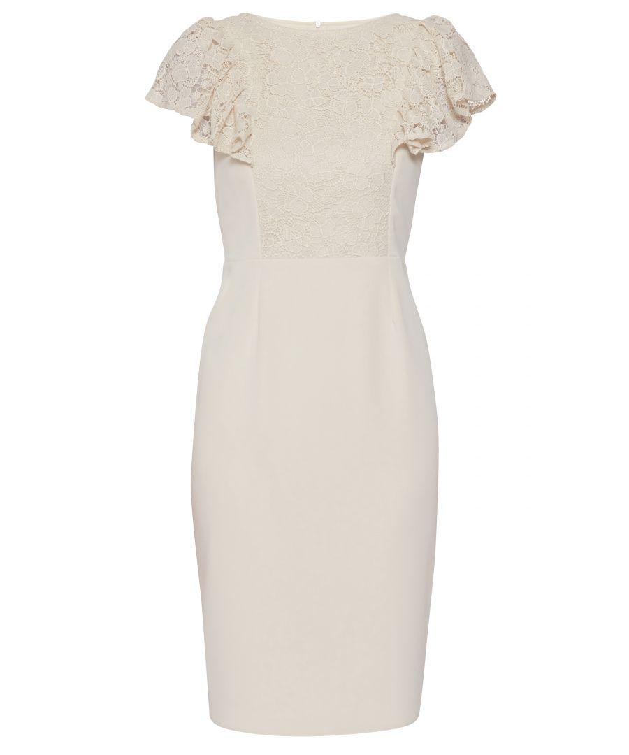 Image for Brandi Moss Crepe Dress
