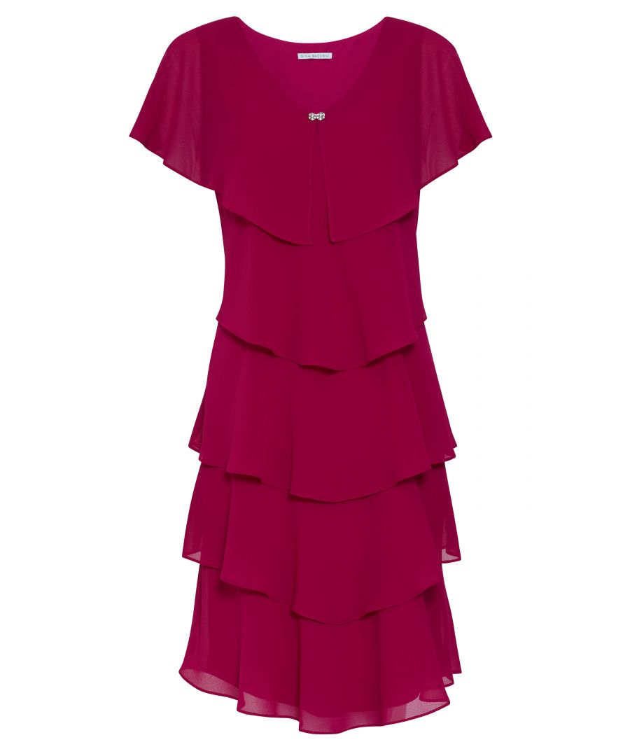 Image for Sorina Tiered Dress