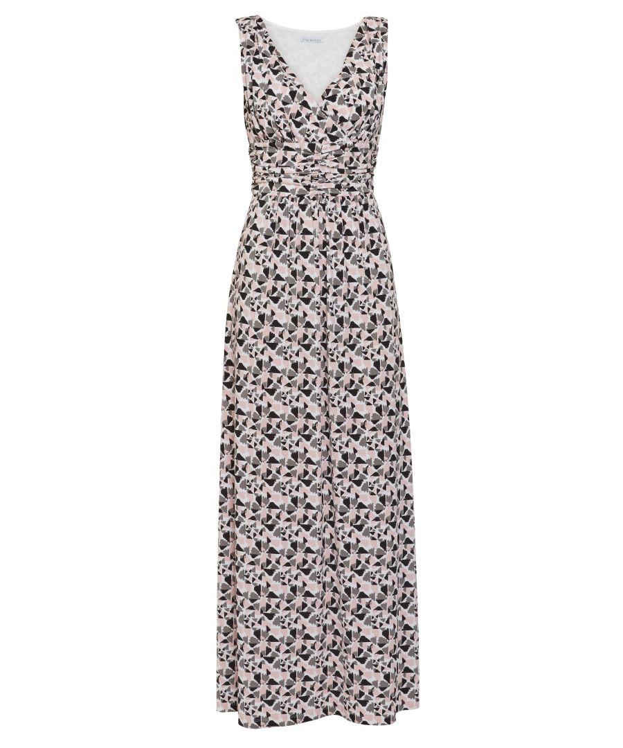 Image for Kellina Geometri Maxi Dress
