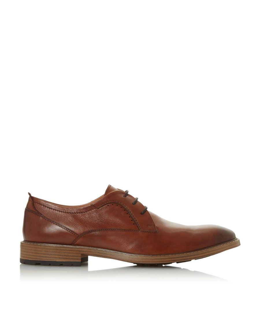 Image for Bertie Mens STRIKE Soft Smart Gibson Shoes
