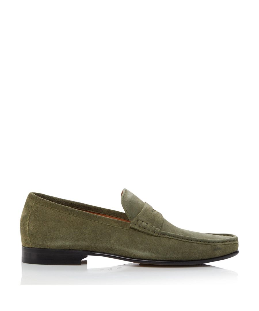 Image for Dune Mens STRIKES Casual Strikes Penny Mocassin Loafers