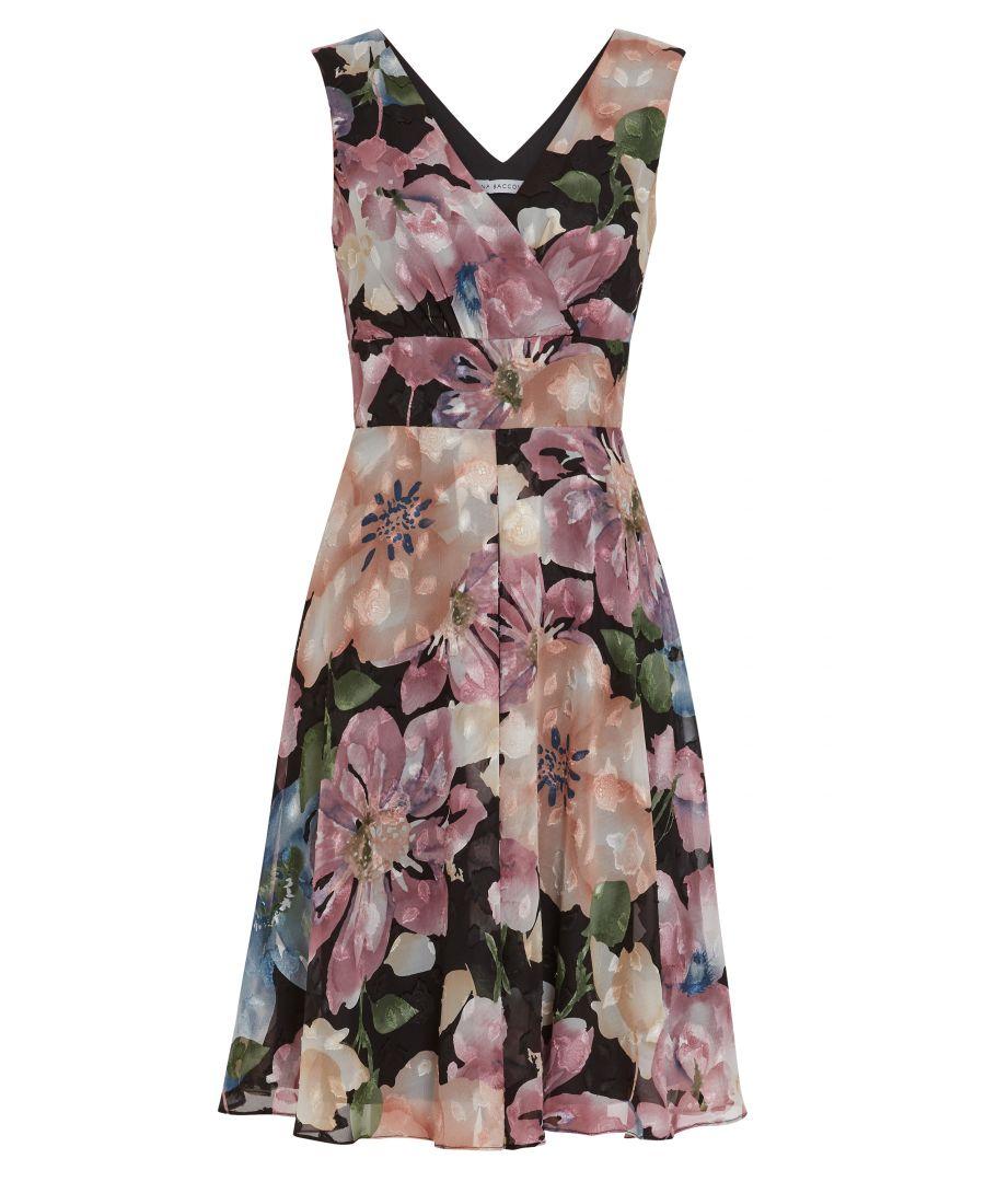 Image for Camellia Floral  Dress