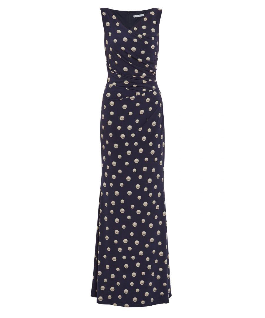 Image for Perdita Wrap  Maxi Dress