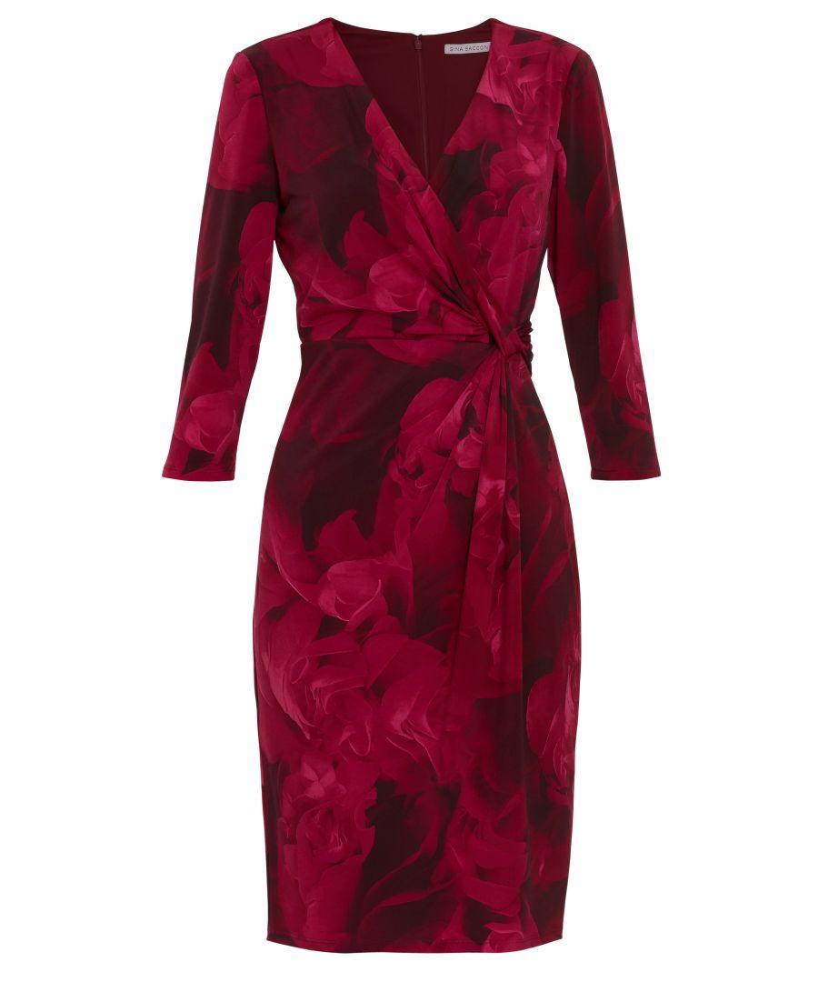 Image for Lainey Floral Wrap Dress