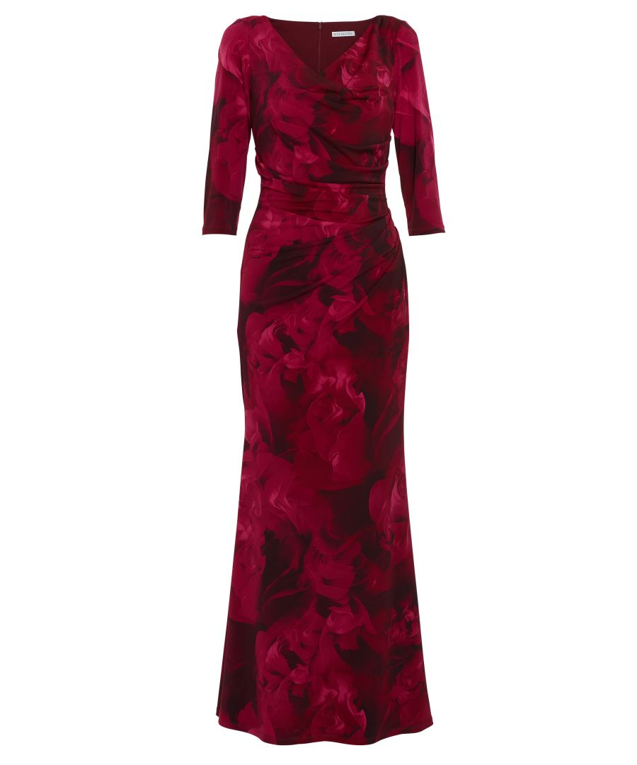 Image for Lalia Floral Maxi Dress