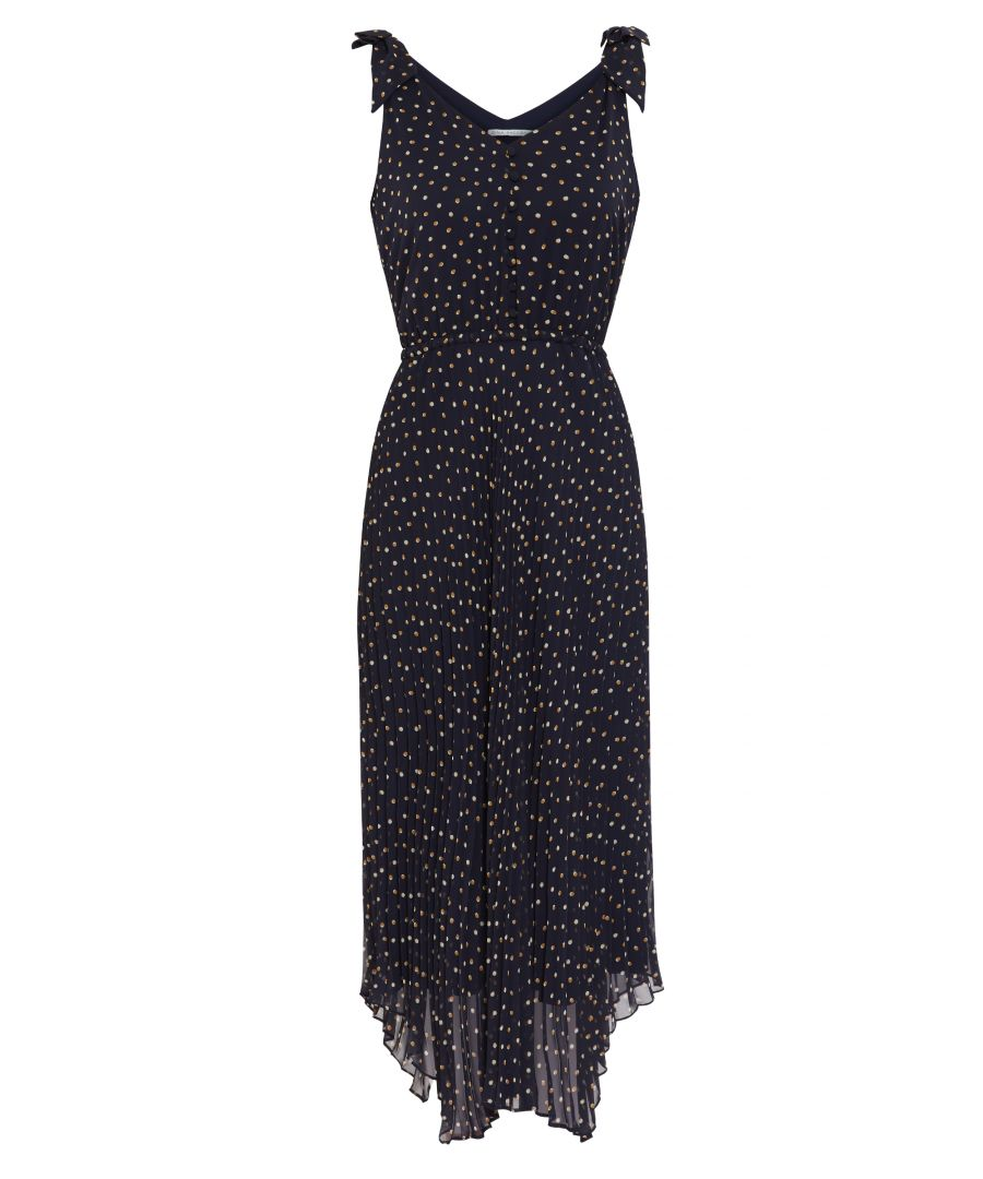 Image for Maxie Chiffon Spot Dress