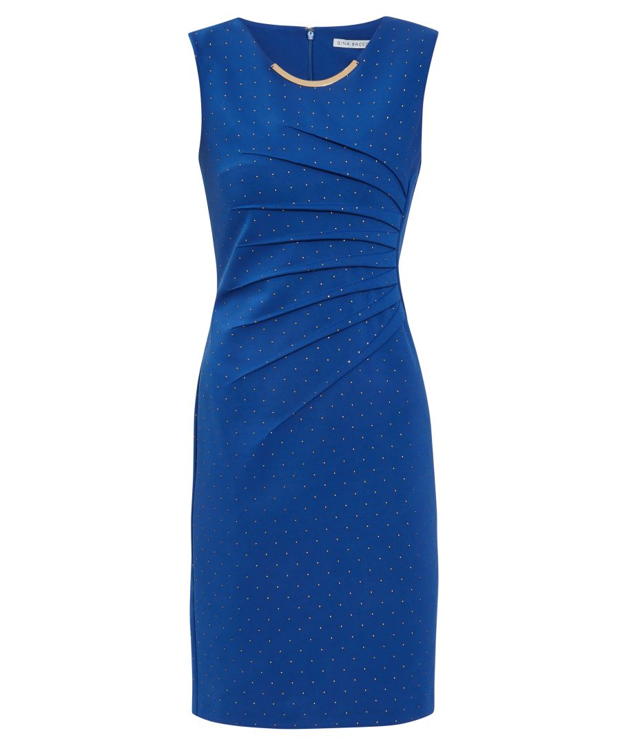 Image for Itala Dress With Studs