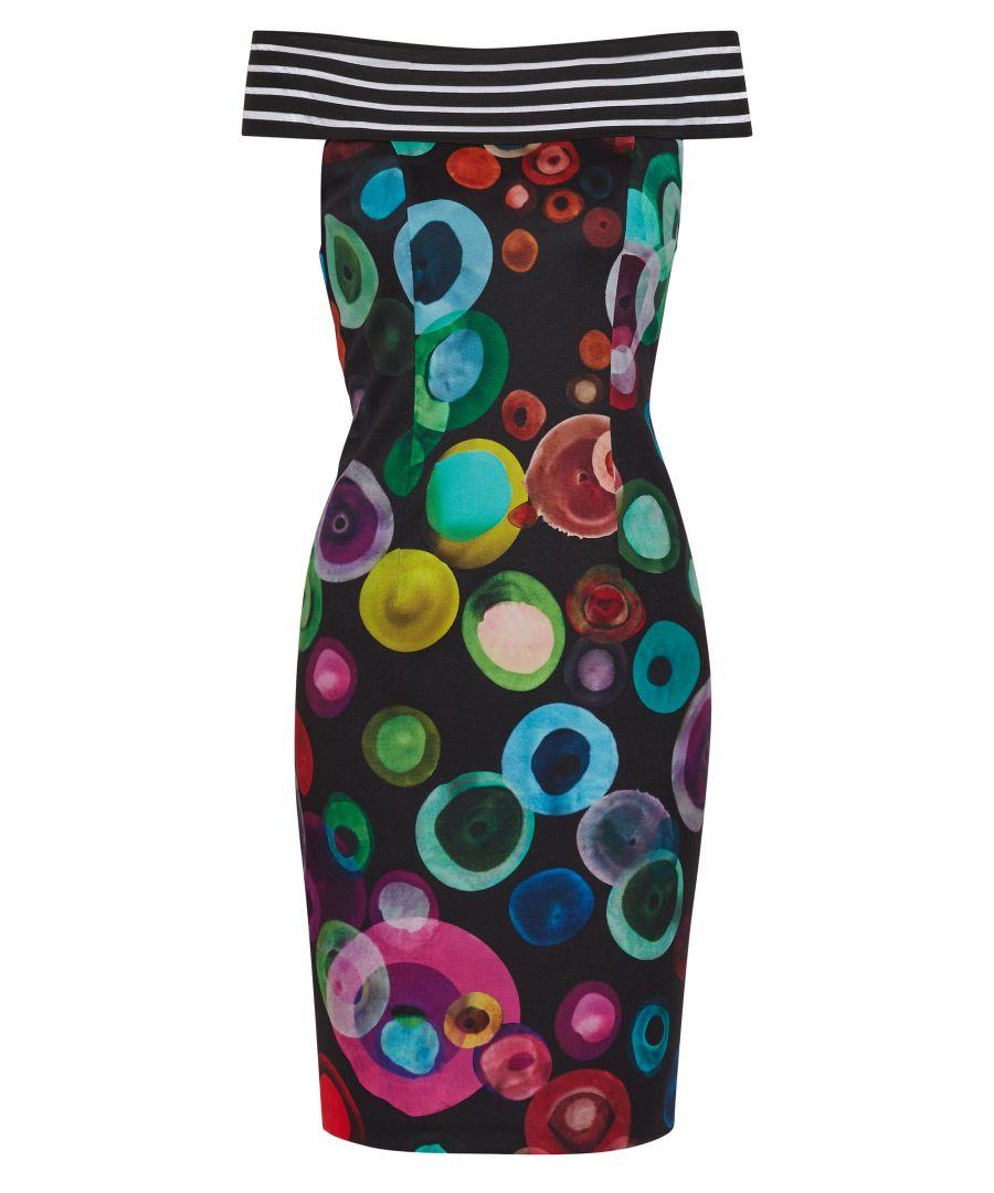 Image for Verla Off The Shoulder Dress