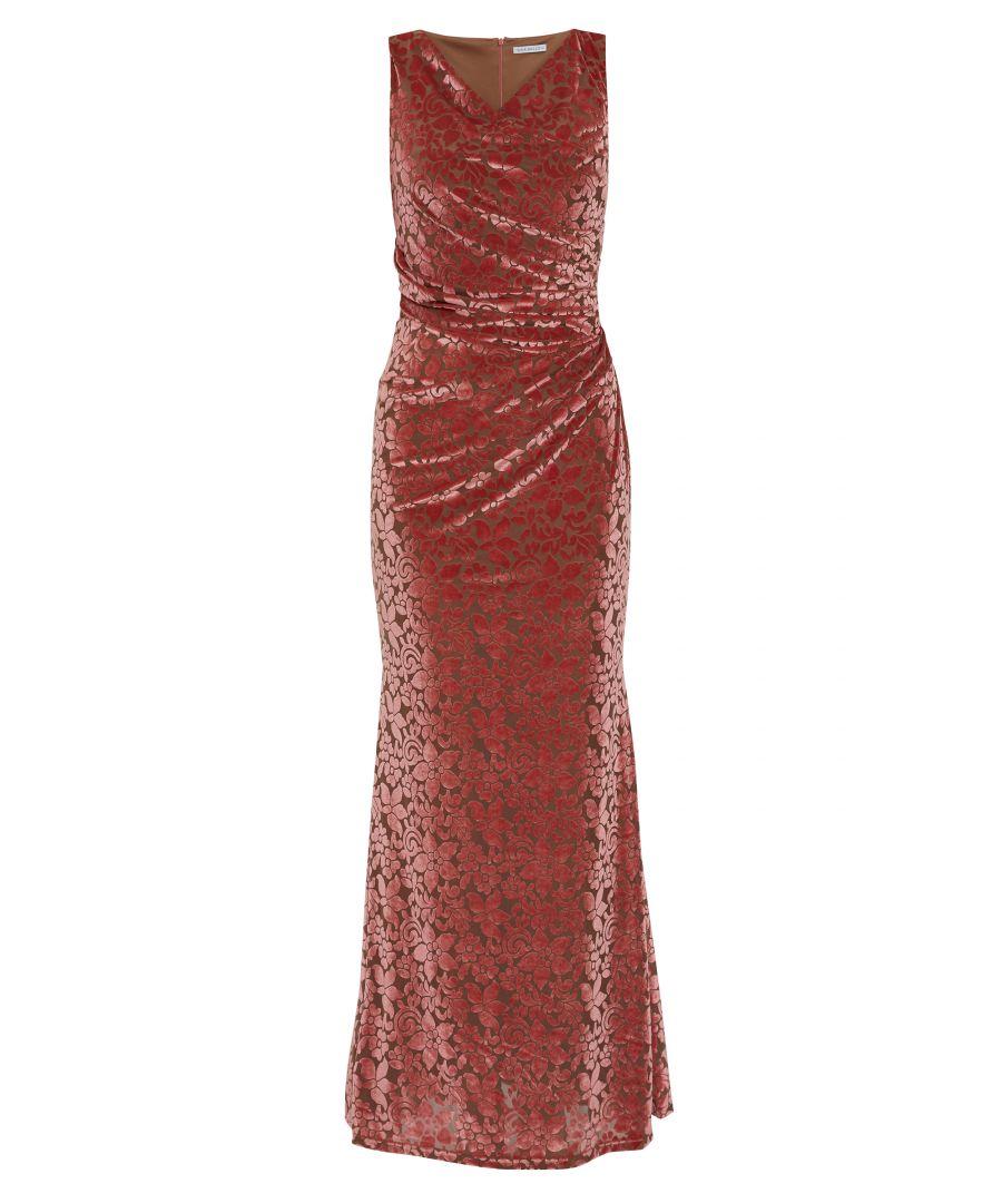 Image for Goda Velvet Maxi Dress