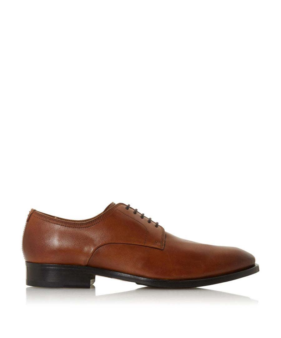 Image for Dune Mens SYNERGY Lace Up Smart Gibson Shoes