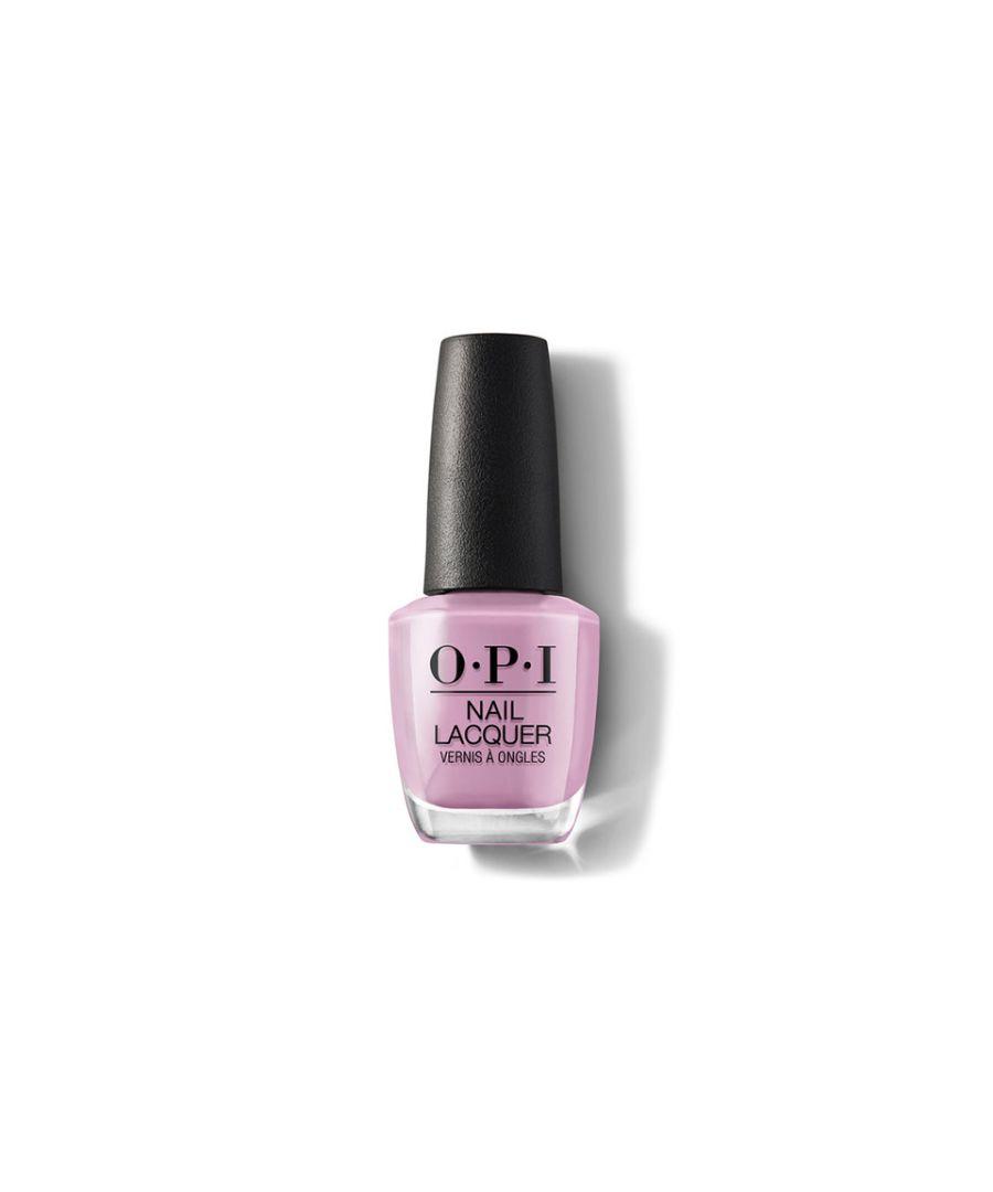 Image for OPI Nail Lacquer Nail Polish Seven Wonders of OPI x 15ml