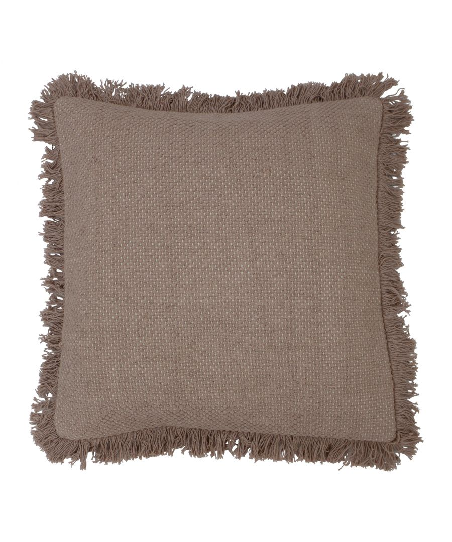 Image for Sienna 45X45 Poly Cushion Blush