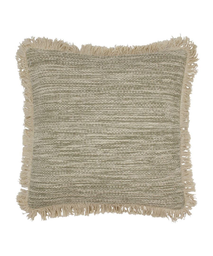 Image for Sienna 45X45 Poly Cushion Natural