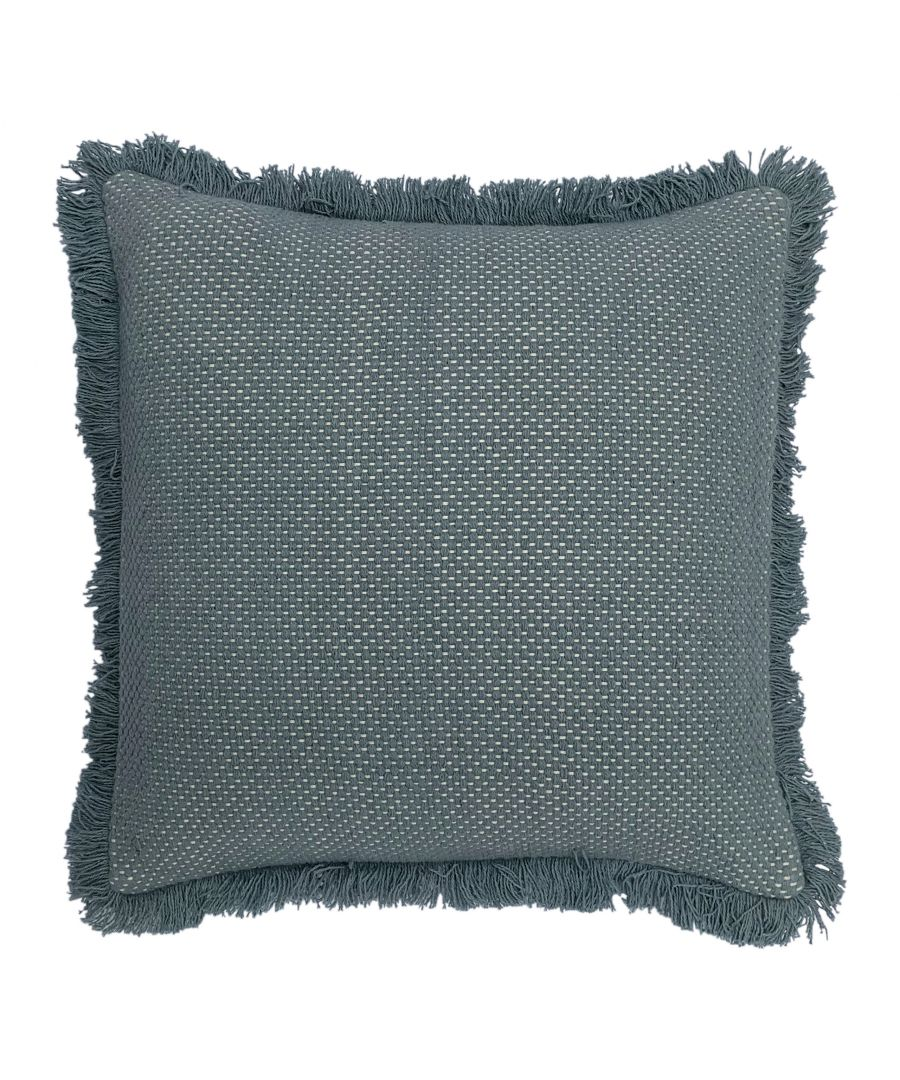 Image for Sienna 45X45 Poly Cushion Teal
