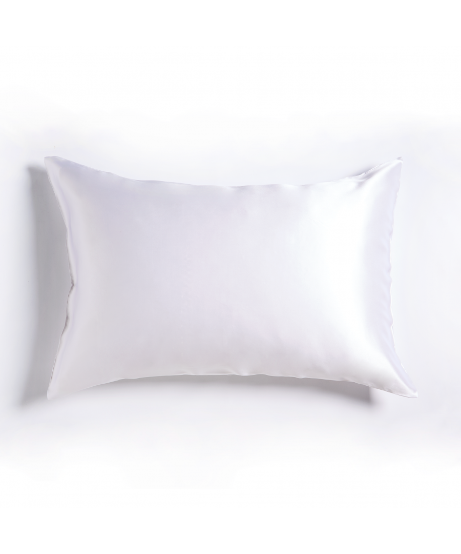 Image for Mulberry Silk Pillowcase White