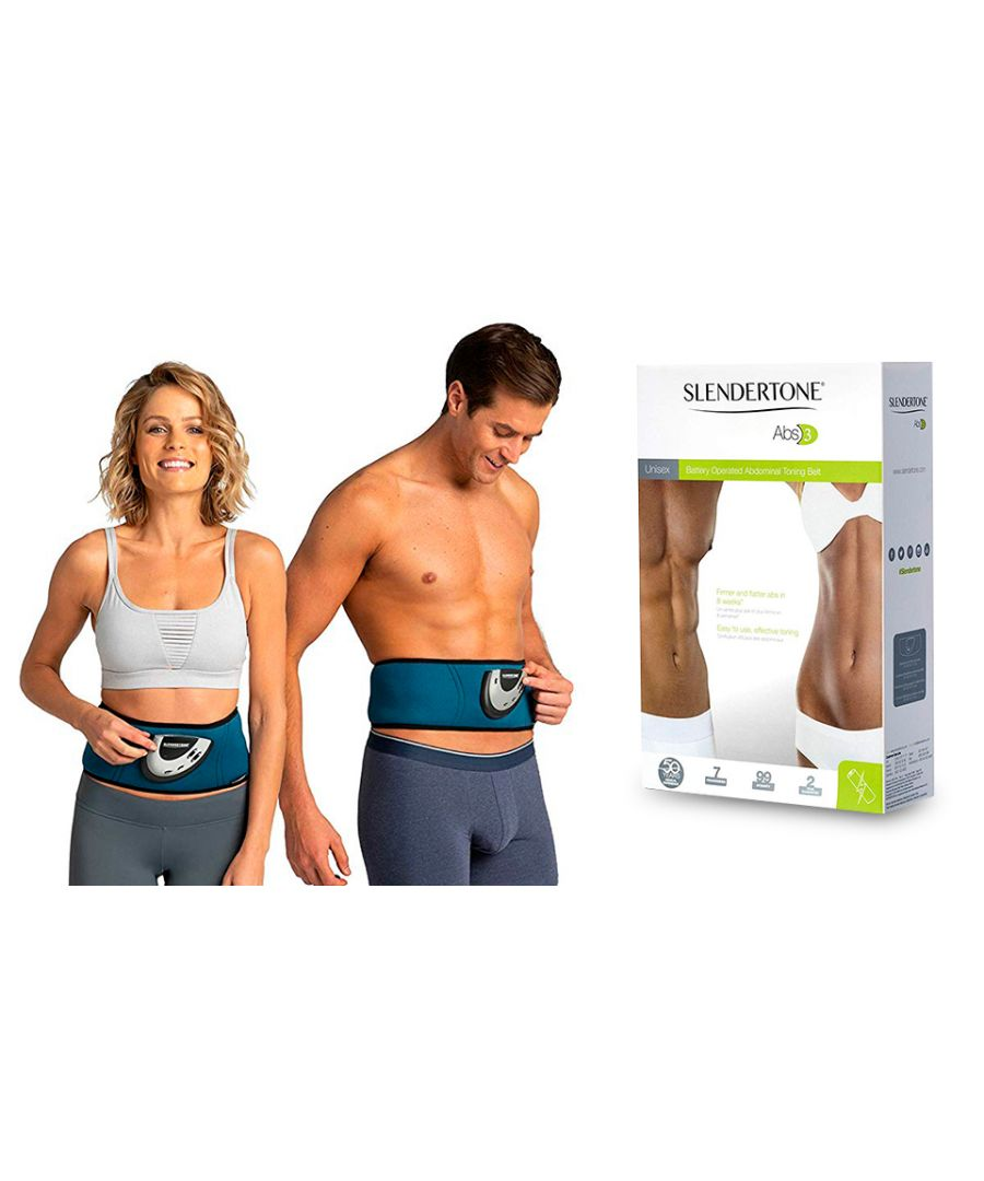 Image for Slendertone Abs3 Unisex Ab Toning Belt