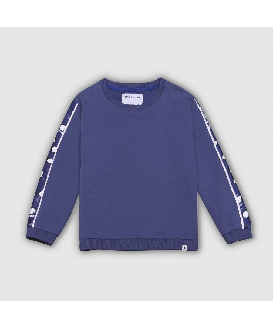Image for Panel Dot Sweater
