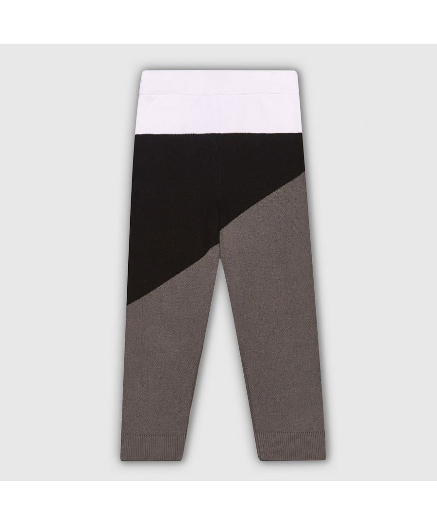 Image for Panel Knitted Leggings